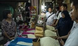 Pasar Tomang Barat Siapkan Protokol Kesehatan