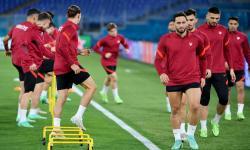 Timnas Turki akan menghadapi Italia di laga pembuka Euro 2020 pada Sabtu (12/6) dinihari WIB.
