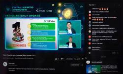 Di TKO Summit, Tokocrypto Beri Edukasi Secara Virtual