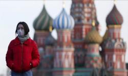 Rusia Catat Rekor, Laporkan 25 Ribu Kasus Covid-19 Sehari