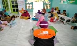 Rumah Quran Desa Berdaya Terapkan Protokol Kesehatan