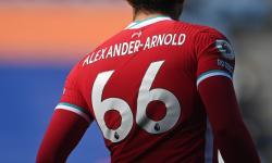 Alexander-Arnold Perpanjang Kontrak di Liverpool