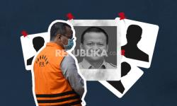 Infografis Tujuh Tersangka Kasus Suap Menteri Edhy Prabowo