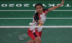 In Picture: Mariska Tunjung Berhasil Lolos ke Babak 16 Besar