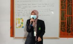 KKM Kelompok 49 UIN Malang Edukasi Hadapi Covid-19