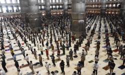 Aturan Sholat Tarawih di Masjid Istiqlal Lebih Ketat