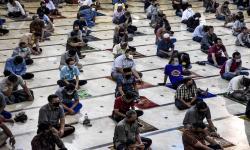 Menag Imbau Sholat Idul Adha Terapkan Protokol Kesehatan