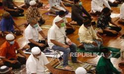 Muslim Amerika Bisa Tarawih Terbatas di Masjid