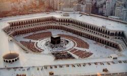 50 Wanita Muda Saudi Bersyukur Layani Jamaah Umroh Lansia