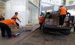 Unilever-Baznas Salurkan Bantuan untuk Tenaga Medis