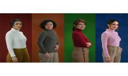 Koleksi Turtleneck Uniqlo Representasikan Perempuan Kuat