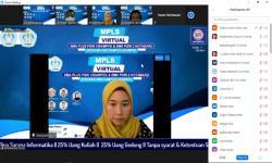 Universitas BSI Sukseskan  MPLS SMA Plus PGRI Cikampek