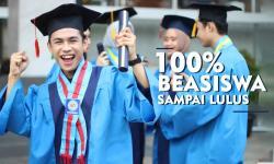 Ada Beasiswa 100 Persen Sampai Lulus di UBSI Purwokerto