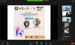 Ratusan Mahasiswa UBSI Ikuti Sosialisasi Program Magang BUMN