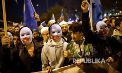 Muslim Uighur Rindu Lebaran di Tanah Kelahiran