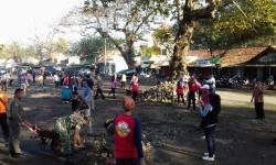 Banjir Rob Rendam Ratusan Rumah di Pangandaran