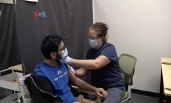 Vaksinasi Sesudah Buka Puasa untuk Komunitas Muslim Amerika