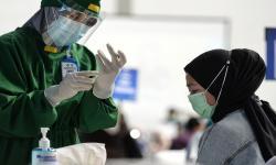 Jokowi Tunaikan Vaksinasi Covid untuk Insan Pers
