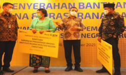 In Picture: Bantuan Sarana dan Prasarana Ibadah di Sumatera Utara