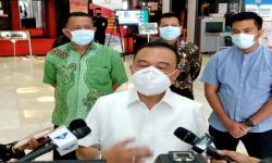 Dasco Bantah Vaksinasi Covid Anggota DPR Dilakukan Tertutup