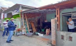 Wali Kota Sukabumi Beri Motivasi dan Bantuan Warga Isoman