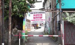 Cegah Corona, Warga Jagakarsa Lakukan Karantina Wilayah
