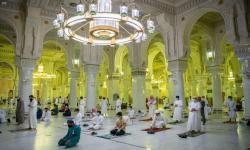 Air Mata Warga Makkah Ketika Masjidil Haram Dibuka Kembali