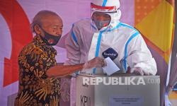 Bawaslu: Pemilih tak Bermasker Dilarang Masuk TPS