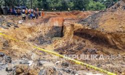 Korban Longsor Tambang Solok Selatan Bertambah 1 Orang