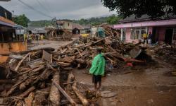 Cerita Korban Saat Banjir Bandang Menerjang Sukabumi