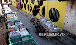Lima Kecamatan di Makassar Krisis Air Bersih