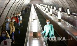 Kasus Covid Melonjak, Rusia Tutup Perkantoran Moskow