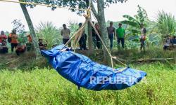 In Picture: Simulasi Tanggap Darurat Bencana di Situ Cihambulu Karawang