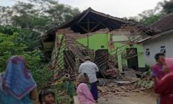 Video Saat Gempa Guncang Malang