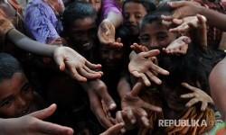 Jepang Donasikan 4 Juta Dolar AS ke Myanmar