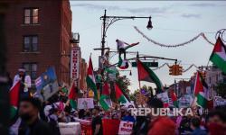 China Kecam AS: Gaduh Soal Xinjiang, Lembek Soal Palestina