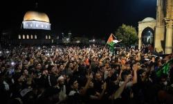 10 Warga Palestina Terluka Setelah Serangan Polisi Israel