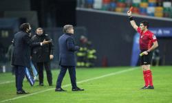 Inter Ditahan Imbang Udinese, Conte Kesal Diusir Wasit