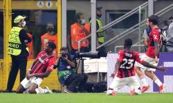 Babak I, AC Milan Ungguli Atletico dan Kehilangan Kessie