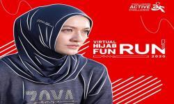 Mengenalkan Busana Anti Covid-19 via <em>Virtual Hijab Fun Run</em>