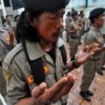 MUI Papua Barat Terkejut Ada Tuntutan Pembubaran Banser