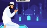 (Ilustrasi) iktikaf di bulan Ramadhan