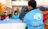 Startup Laundry KliknKlin Berencana Ekspansi ke Kancah International. (FOTO: Agus Aryanto)