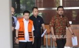 Tersangka kasus korupsi pengadaan proyek KTP Elektronik Setya Novanto
