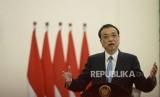China Tegaskan Kebijakan Pintu Terbuka. Perdana Menteri China Li Keqiang.