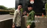 Wakil Wali Kota Bogor Dedie A Rachim (kiri) menyatakan pembentukan BUMD infrastruktur masih dalam pembahasan. Foto Wali Kota Bogor Bima Arya dan Wakil Wali Kota Bogor Dedie A Rachim, (ilustrasi).