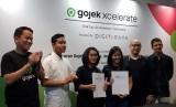 Gibran Jokowi Yakin Gojek dan Nadiem Tularkan Kesuksesan ke Startup Lainnya. (FOTO: Ist)