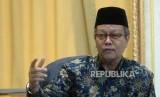 Ketua Pimpinan Pusat Muhammadiyah Prof Yunahar Ilyas