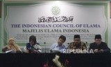 Sekretaris Komisi Pengkajian dan Penelitian MUI Pusat, Rida Hesti Ratnasari (kiri)