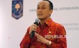 Direktur Jenderal Kependudukan dan Pencatatan Sipil Kementerian Dalam Negeri Zudan Arif Fakrulloh
